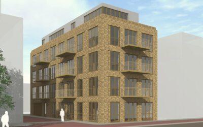 Nieuwe ontwikkeling in het centrum van Haarlem