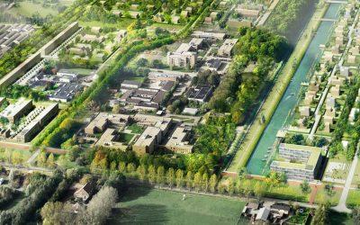 Start bouw sociale huurwoningen in Cruquius