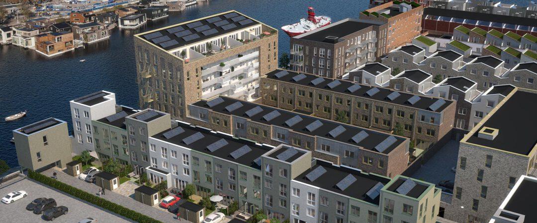 Amsterdam – De Vrije Kade phase 3